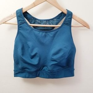 Old Navy Green Sports Bra